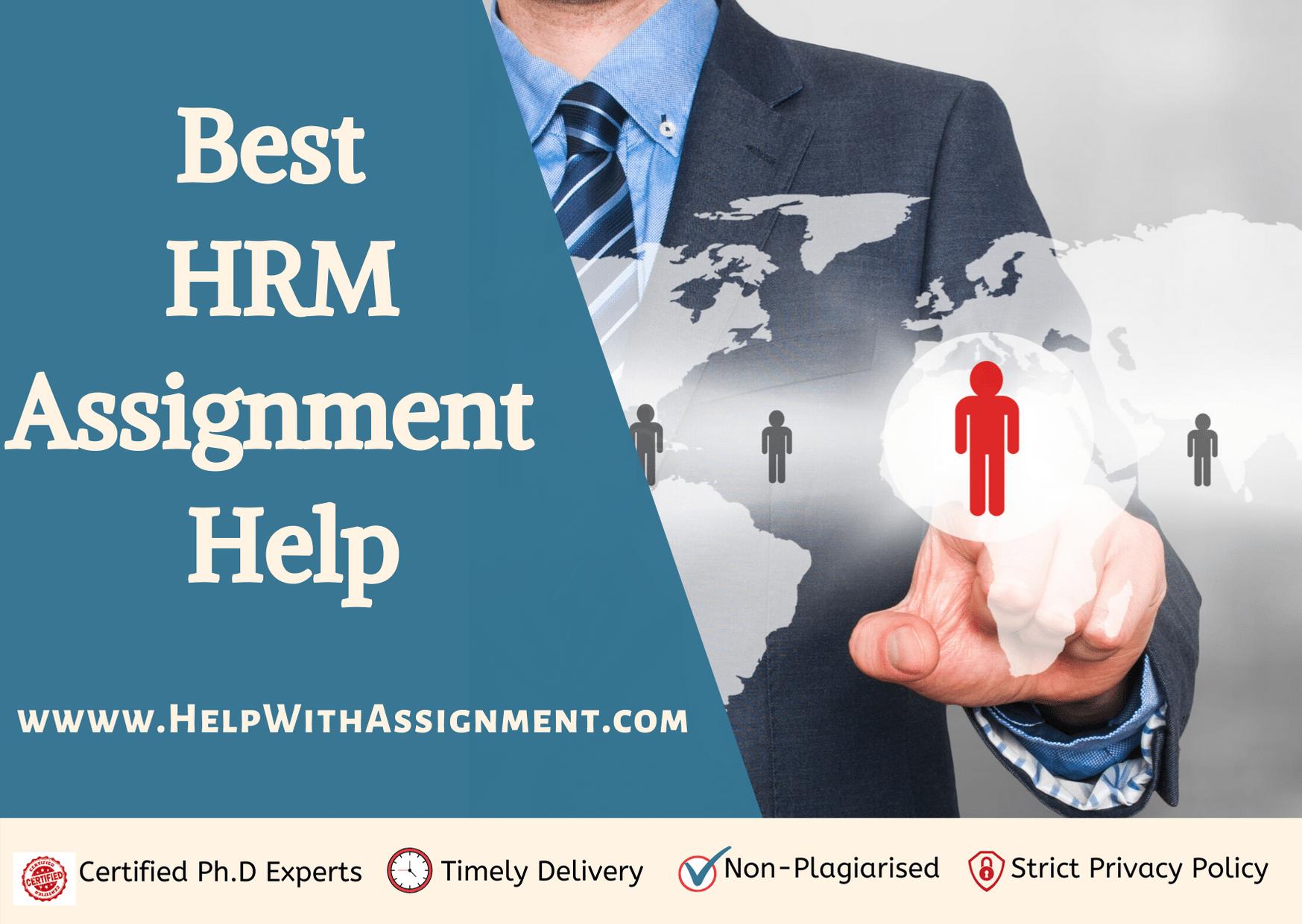 HRM Assignment Help