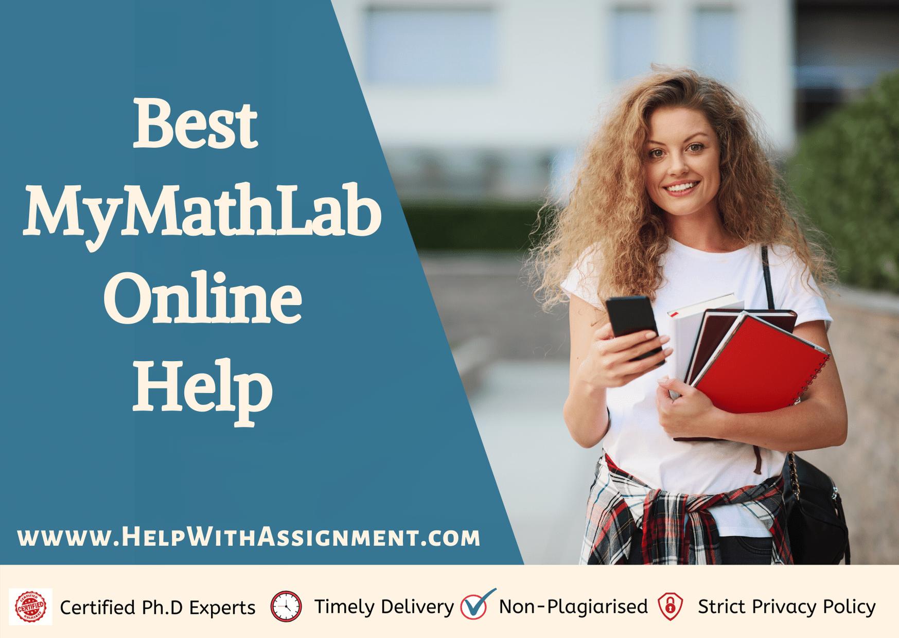 MyMathLab Online Help